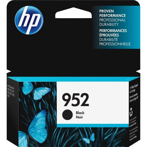HP 952 Cyan/Magenta/Yellow Ink Cartridges (N9K27AN#140), Pack Of 3