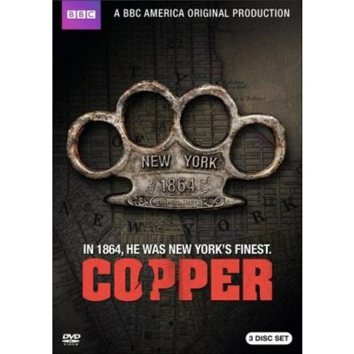Copper: Season One [3 Discs] [Includes Digital Copy] [UltraViolet] [DVD]