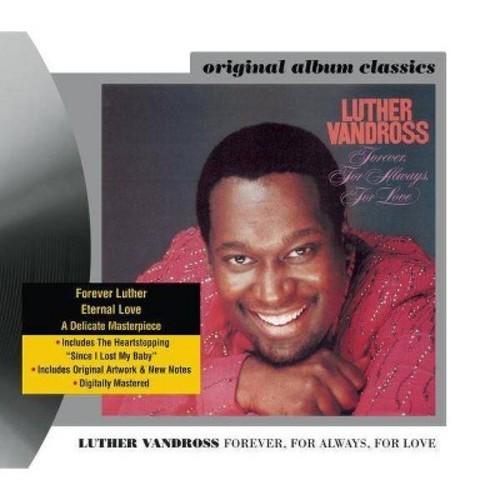 Luther Vandross - Forever for Always for Love
