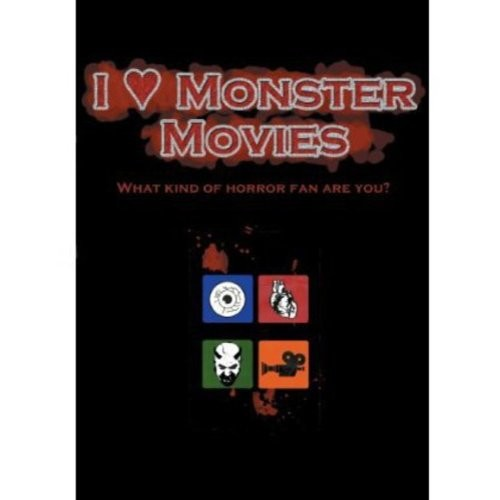 I Heart Monster Movies [DVD] [2012]