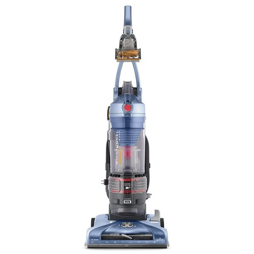Hoover Vacuum Cleaner T-Series WindTunnel Pet Rewind Bagless Corded Upright Vacuum UH70210 [Blue, Vacuum Only]