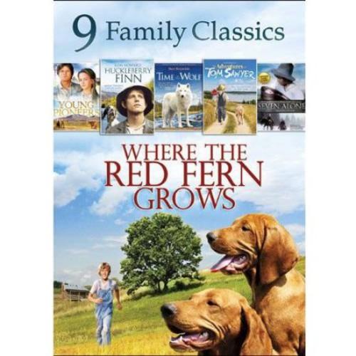9-Movie Family Classics (DVD) (2 Disc)