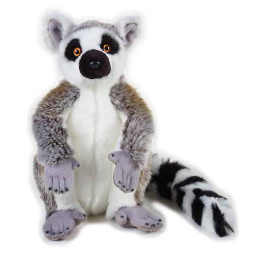 National Geographic Lemur Plush