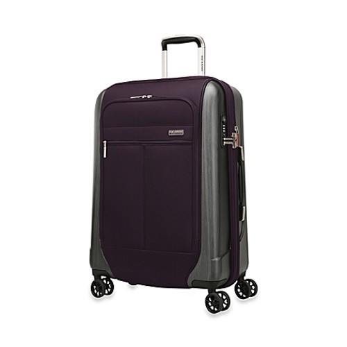 Ricardo Beverly Hills Mulholland Drive 28-Inch 8-Wheel Expandable Spinner in Purple