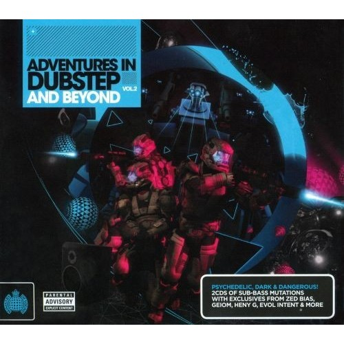 Adventures in Dubstep and Beyond, Vol. 2 [CD] [PA]