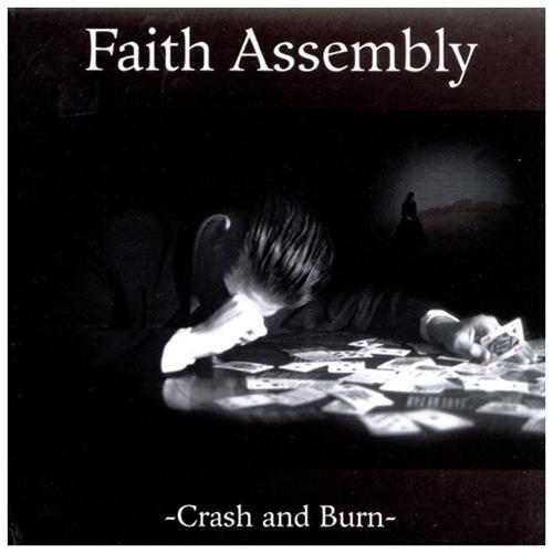 Crash And Burn CD (2003)