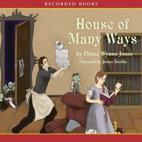 House of Many Ways (UNABRIDGED) (AUDIO CD)