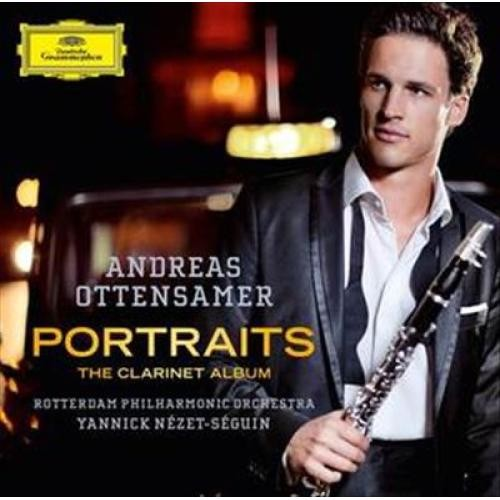 Portraits: The Clarinet Album [CD]