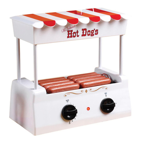 Nostalgia Electrics HDR-565 Old-Fashioned Hot-Dog Roller