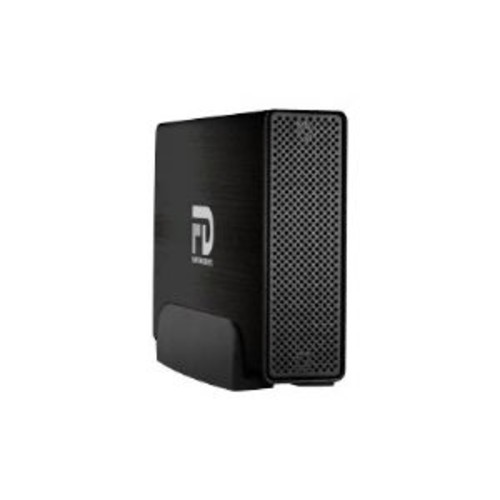 Fantom Drives Gforce/3 3 TB External Hard Drive - Brushed Black