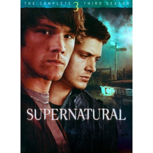 Supernatural: The Complete Third Season [5 Discs]