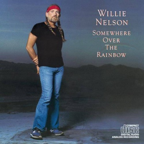 Willie nelson - Over the rainbow (CD)