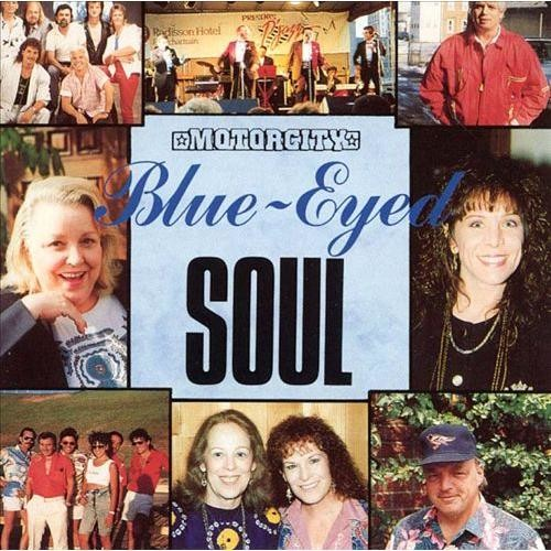 Motorcity Blue-Eyed Soul [CD]