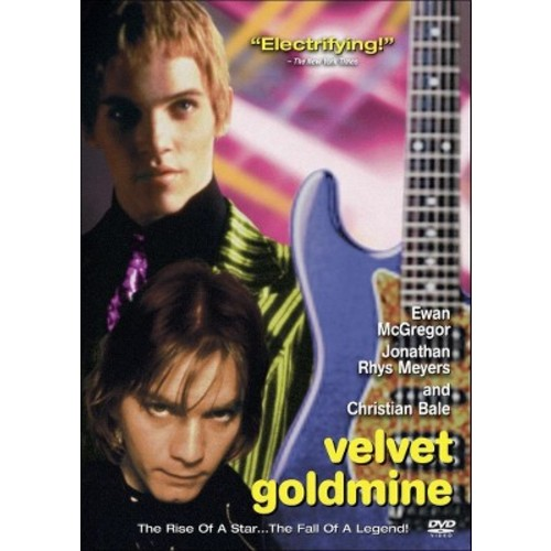 Velvet Goldmine (dvd_video)