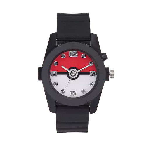 Pokmon Kids' Pokball Light-Up Watch