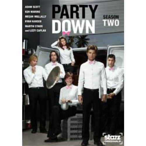 Party down: Season Two