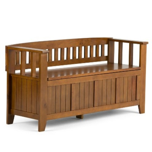 Acadian Entryway Bench - Simpli Home