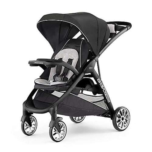 Chicco BravoFor2 Double Stroller in Genesis