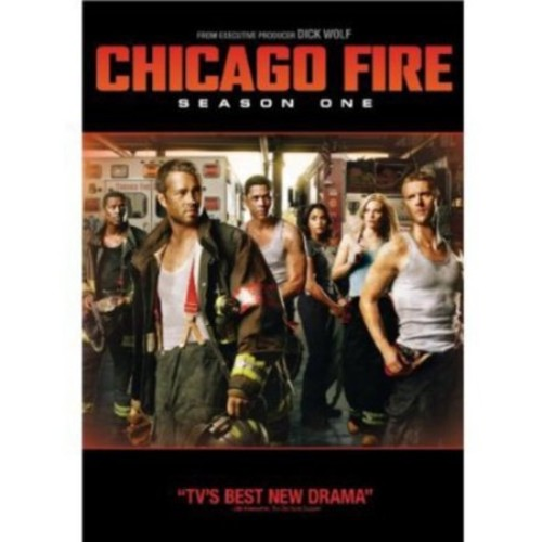 Chicago Fire: Season One [5 Discs] [DVD]