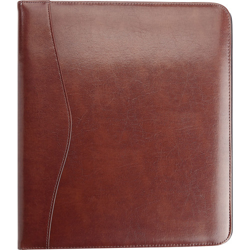 Royce Leather Executive One and a Half Inch Ring Binder