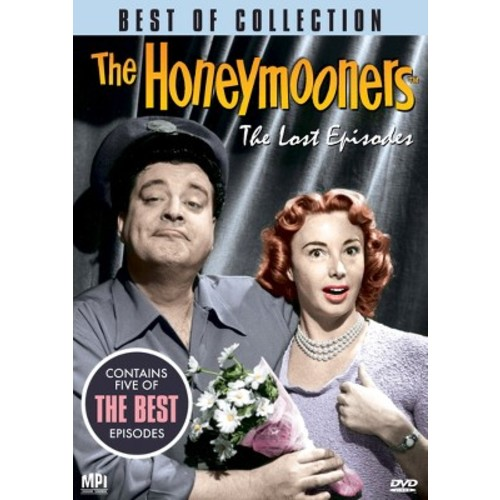 Honeymooners Lost Episodes: Best of Collection [DVD]
