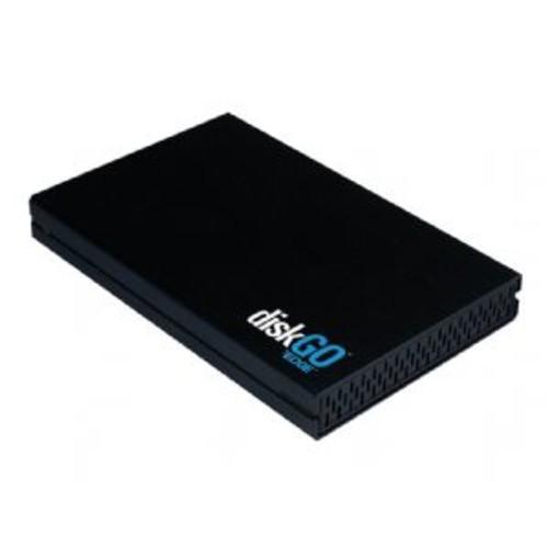 EDGE DiskGO Portable - Hard drive - 2 TB - external (portable) - USB 3.0 - black