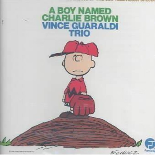Vince guaraldi - Boy named charlie brown (CD)