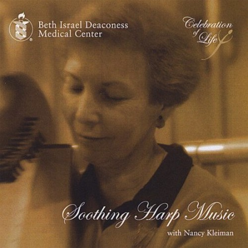 Soothing Harp Music [CD]