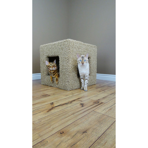 Cat Condos Pet Hiding Cube