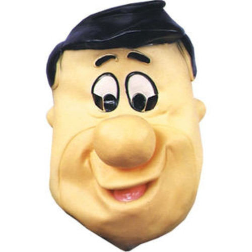 Morris Costumes Men's Fred Flintstone Latex Mask