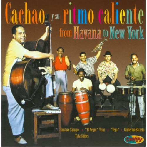 From Havana to New York [CD]