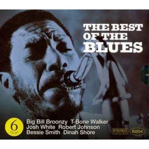 The Best of the Blues By The Various Artists (Audio CD)