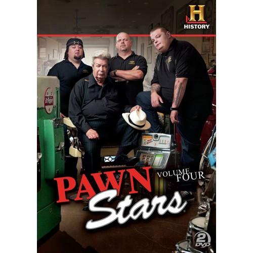 Pawn Stars, Vol. 4 [2 Discs] [DVD]