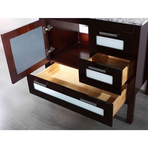 Bosconi Espresso 36-inch Main Vanity cabinet