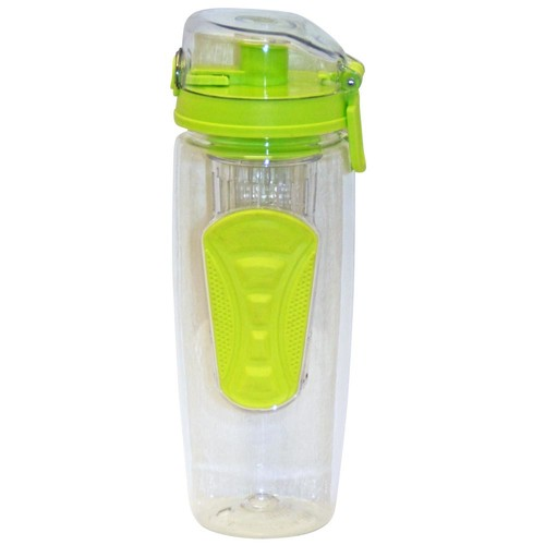 Green Canteen 32 oz. Green Plastic Tritan Hydration Bottle with Infuser (6-Pack)