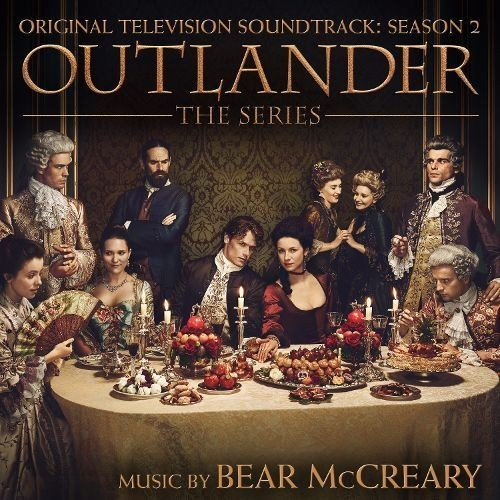 Outlander, The Series: Season 2 [Original Television Soundtrack] [CD]