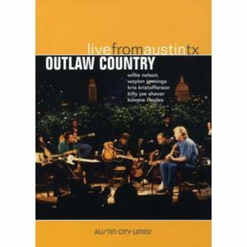 Live From Austin TX: Outlaw Country 2/DTS