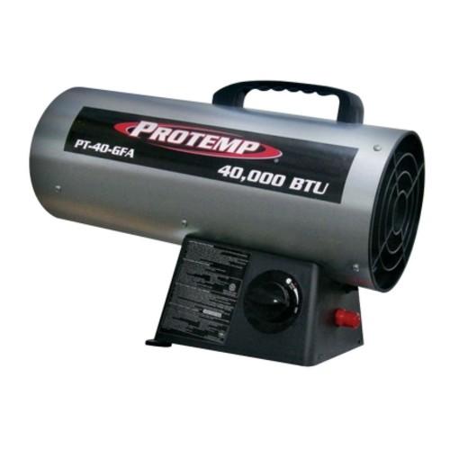 Protemp 40,000 BTU Portable Fan Forced Propane Heater (PT-40-GFA)