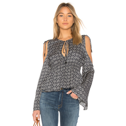Tularosa Marissa Top in Catalina Tile