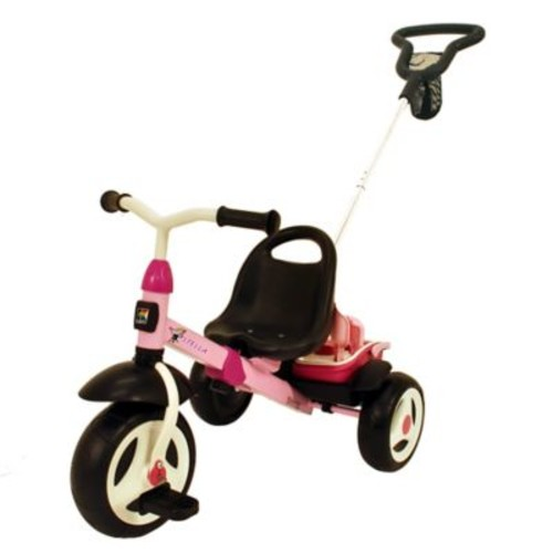 Kettler 25-Inch Top Trike Stella in Pink and White