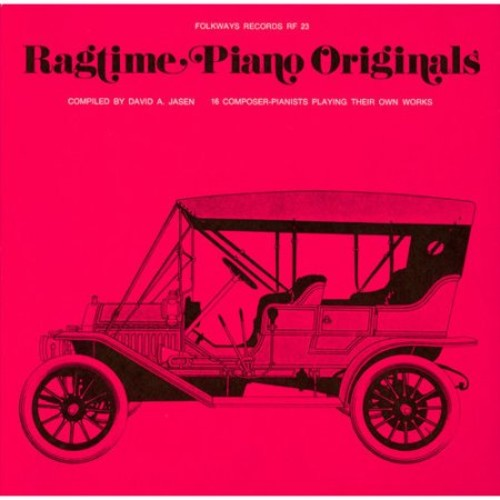Ragtime Piano Originals [CD]