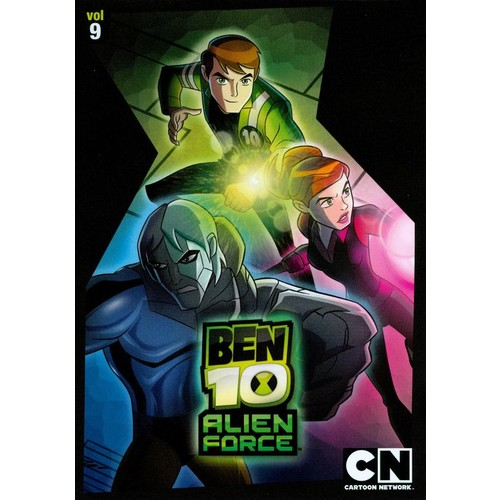 Ben 10: Alien Force, Vol. 9 [DVD]