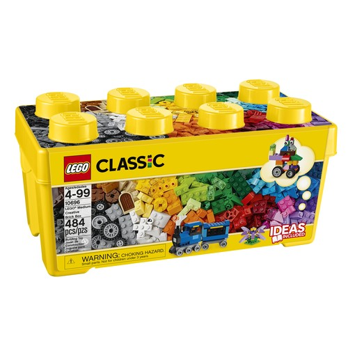 LEGO Classic Medium Creative Brick Box #10696