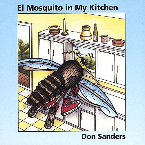 El Mosquito in My Kitchen [CD]