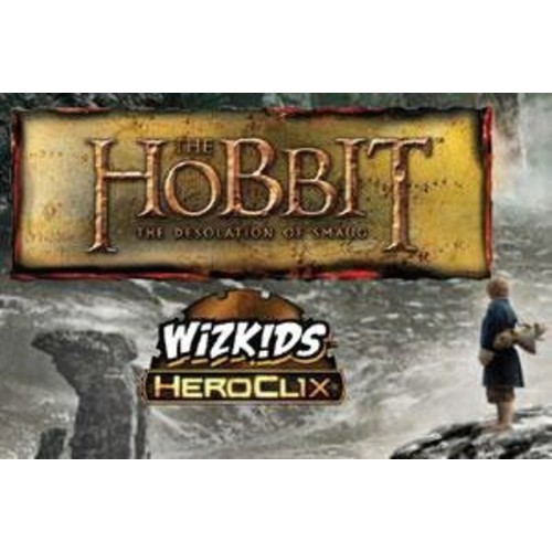 The Hobbit HeroClix: The Desolation of Smaug Starter Set