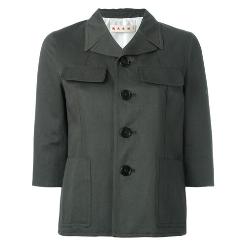 MARNI Single Breasted Jacket