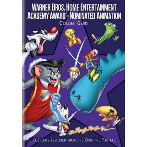 WARNER BROS HOME ENT ACADEMY AWARDS NOMINEES-P2-GOLDEN GEMS (DVD/FF) (DVD)