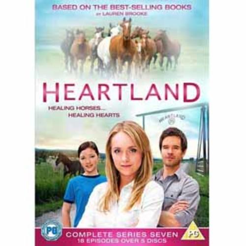 Heartland: The Complete Seventh Season [DVD]