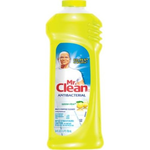 Mr. Clean Multi-Surface Antibacterial All-Purpose Cleaner, 24 oz.