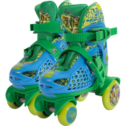 Teenage Mutant Ninja Turtles Boys' Big Wheel Roller Skates